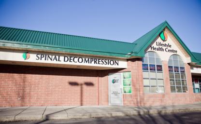 Lifestyle Health Centre - Chiropractors DC - 604-881-1158