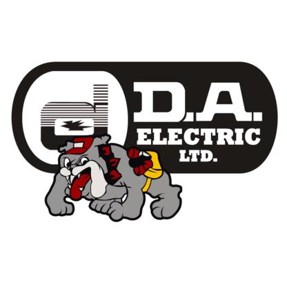 D A Electric Ltd - Electric Motor Sales & Service