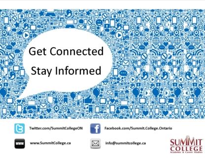 Summit College Academic & Career Studies - Post-Secondary Schools - 1-877-262-2289