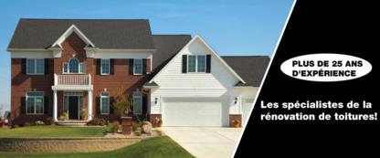 Les Toitures Confort - Conseillers en toitures - 450-438-6000