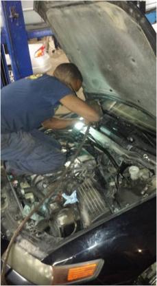 Garage Mekno - Garages de réparation d'auto - 514-328-0510