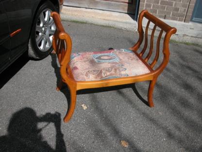Relook your Nook - Réparation, réfection et décapage de meubles