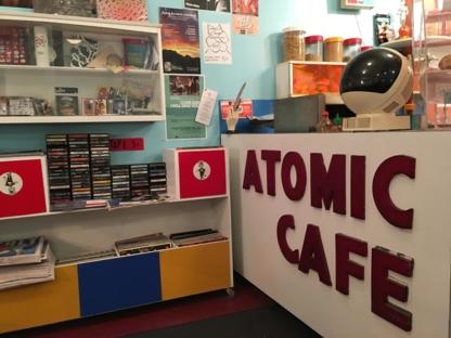 Atomic café - Coffee Shops - 514-500-1905