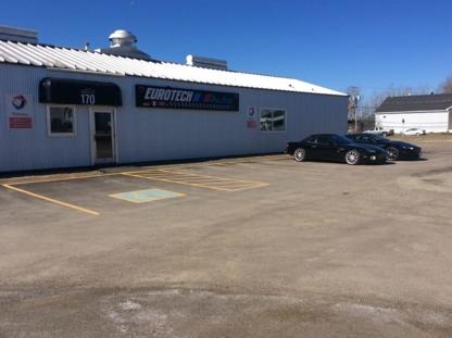 Eurotech Auto Ltd - Garages de réparation d'auto