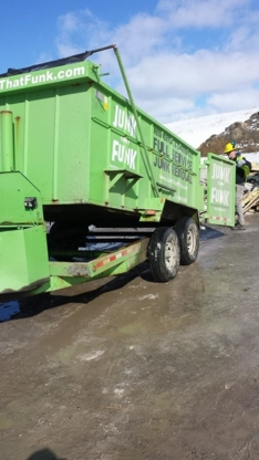 Junk That Funk - Bulky, Commercial & Industrial Waste Removal - 613-699-6636