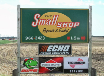 The Small Shop - Gardening Equipment & Supplies - 204-212-0304