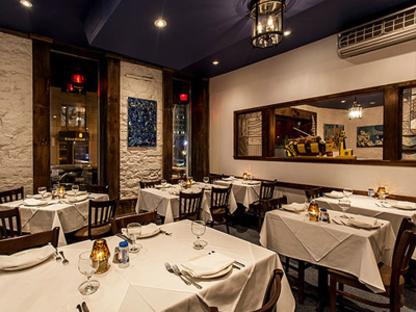 Molivos Restaurant - Restaurants grecs - 514-846-8818