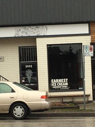 Earnest Ice Cream - Ice Cream & Frozen Dessert Stores