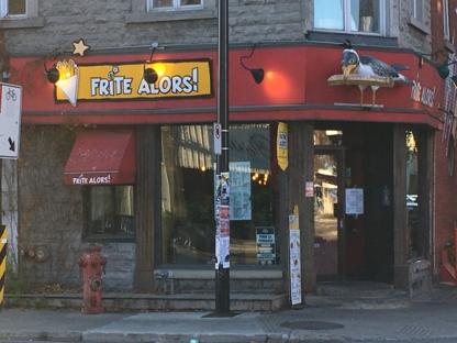 Restaurant Frites Alors - Restaurants