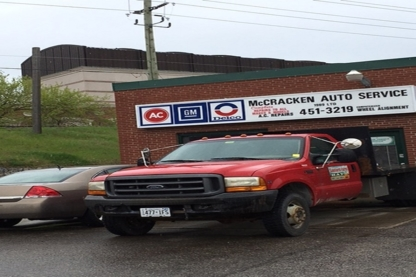 McCracken Auto Services (1989) Ltd - Car Air Conditioning Equipment - 905-451-3219