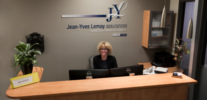 Jean-Yves Lemay Assurances - Insurance Agents & Brokers - 418-687-1200