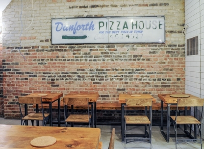 Danforth Pizza House - Restaurants italiens - 416-463-4927