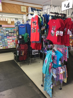 Scott's Discount Store - Department Stores - 705-744-1485