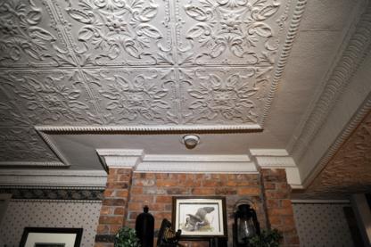 Voir le profil de Brian Greer's Tin-Ceilings Walls & Unique Metal Work - Hamilton & Area
