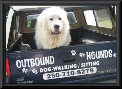 Outbound Hounds - Pet Care Services - 250-710-8279
