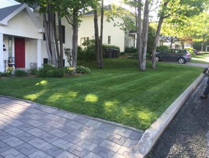 Les Entreprises D. Aubin et Fils Inc - Lawn Maintenance - 418-446-7850