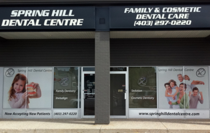 Spring Hill Dental Centre - Teeth Whitening Services - 403-297-0220