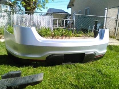ReinCar Nation - Réparation de carrosserie et peinture automobile - 780-680-4190