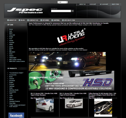 Jspec Performance - Car Repair & Service - 416-335-6214
