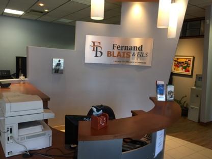Fernand Blais - Insurance - 514-376-0220