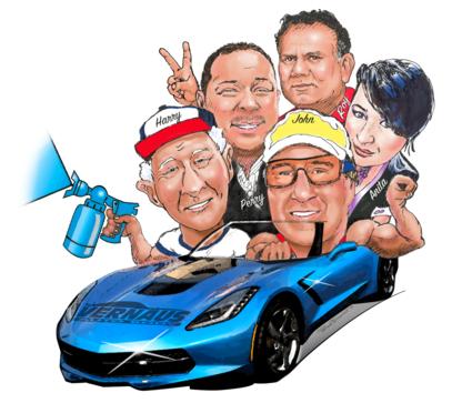 Vernaus Auto Body - Réparation de carrosserie et peinture automobile