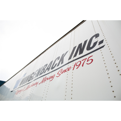 Wingenback Inc. - Moving Services & Storage Facilities - 403-221-8120