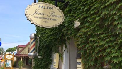 Salon Jean-Pierre CG Enr - Barbers - 450-625-2700