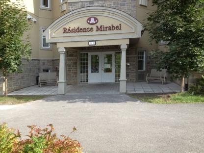 Résidence Mirabel - Senior Citizen Services & Centres - 450-432-3762