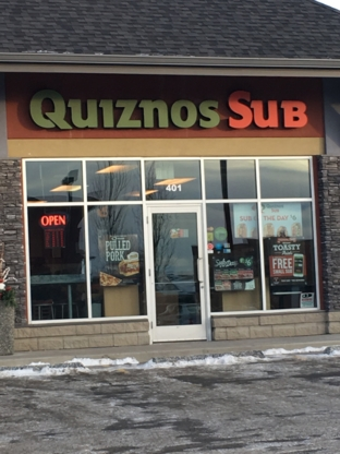 Quiznos Sub - Sandwiches & Subs - 403-948-3705