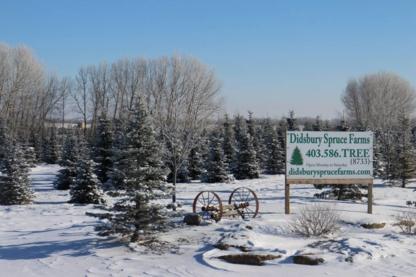 Didsbury Spruce Farms - Tree Service - 403-586-8733