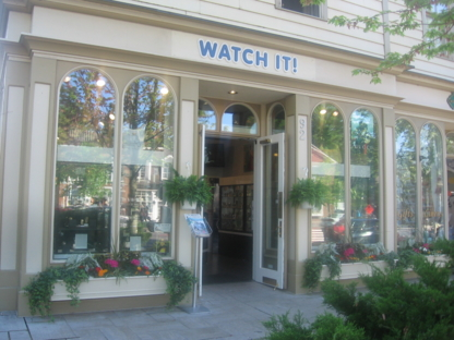 Watch It! - Jewellers & Jewellery Stores - 289-868-8755