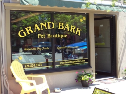 Grand Bark Pet Boutique & Home First Pet Sitters - Pet Shops