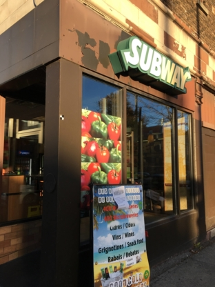 Subway - Restaurants - 514-597-1780