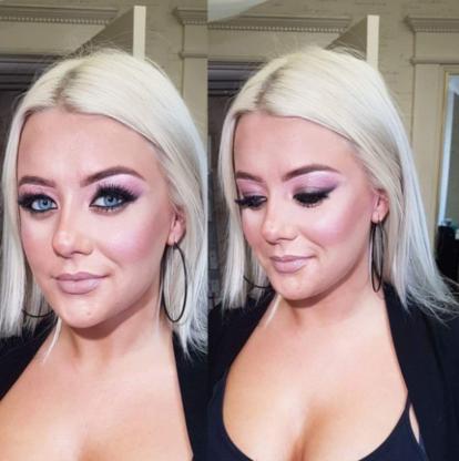 Sandrina's Makeup & Brow Studio - Hairdressers & Beauty Salons - 905-324-4296