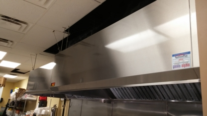 SpotlessPlus: Hood and Duct Cleaning Services - Duct Cleaning