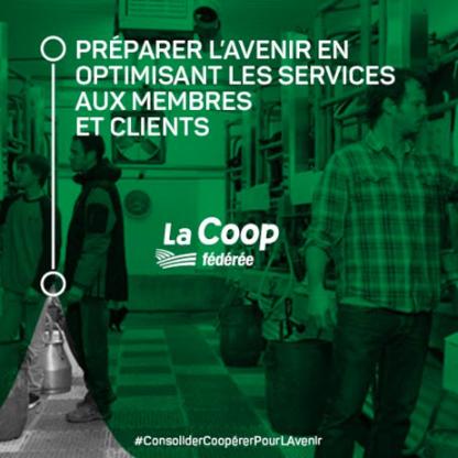 La Coop Fédérée - Mazout - 514-384-6450