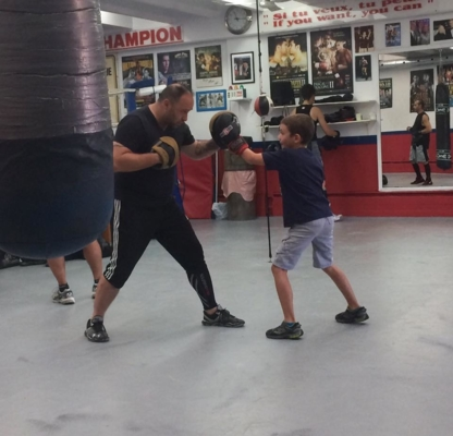 Club De Boxe Champions - Boxing Training & Lessons - 514-376-0980