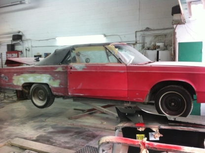 Carrosserie Yan Chartrand - Auto Body Repair & Painting Shops - 450-821-6571