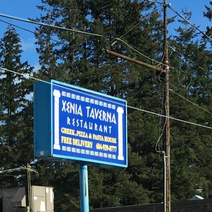 Xenia Taverna Restaurant - Greek Restaurants - 604-939-0777
