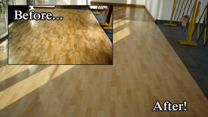 Mr Sandless Wood Floor Refinishing - Pose et sablage de planchers - 250-862-9633