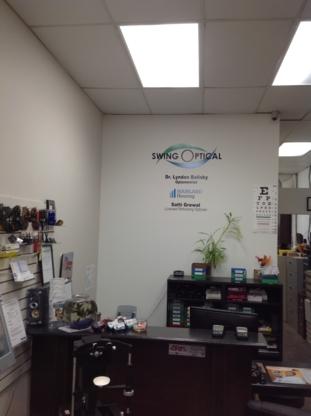 Swing Optical Ltd - Optometrists