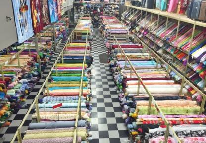 Overseas Fabric Ltd - Fabric Stores