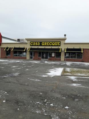 Casa Grecque - Greek Restaurants - 514-364-0494