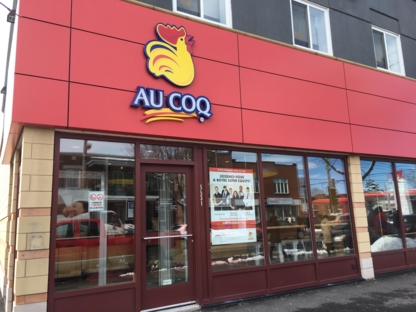 Au Coq - Rotisseries & Chicken Restaurants
