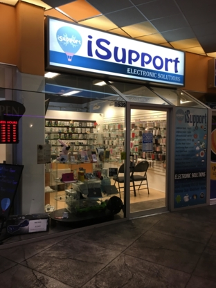 Isupport IT - Electronics Stores - 778-804-8058