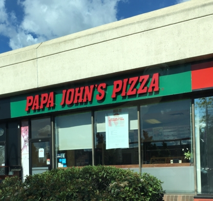 Papa John's Pizza - Pizza et pizzérias - 604-581-9777
