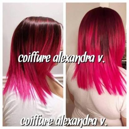 Coiffure Alexandra Vigneault - Parfumeries et magasins de produits de beauté - 819-944-2614