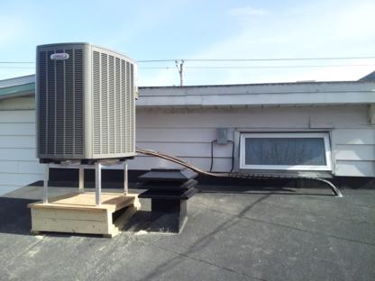 Réfrigération et Climatisation Thermo Tech - Refrigeration Contractors - 514-616-0644