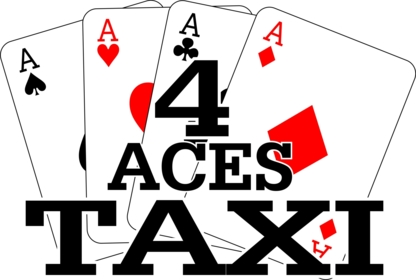 4 Aces Taxi - Taxis - 403-996-4223