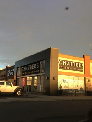 Chatters Salon - Hairdressers & Beauty Salons - 403-948-4732